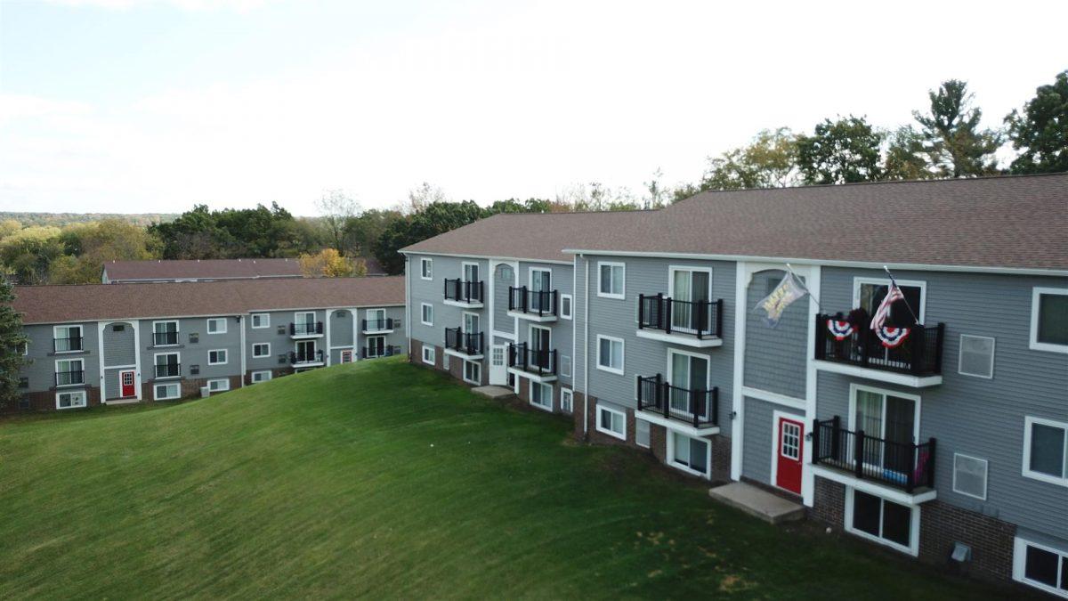 Bailey Park Apartments Battle Creek Michigan