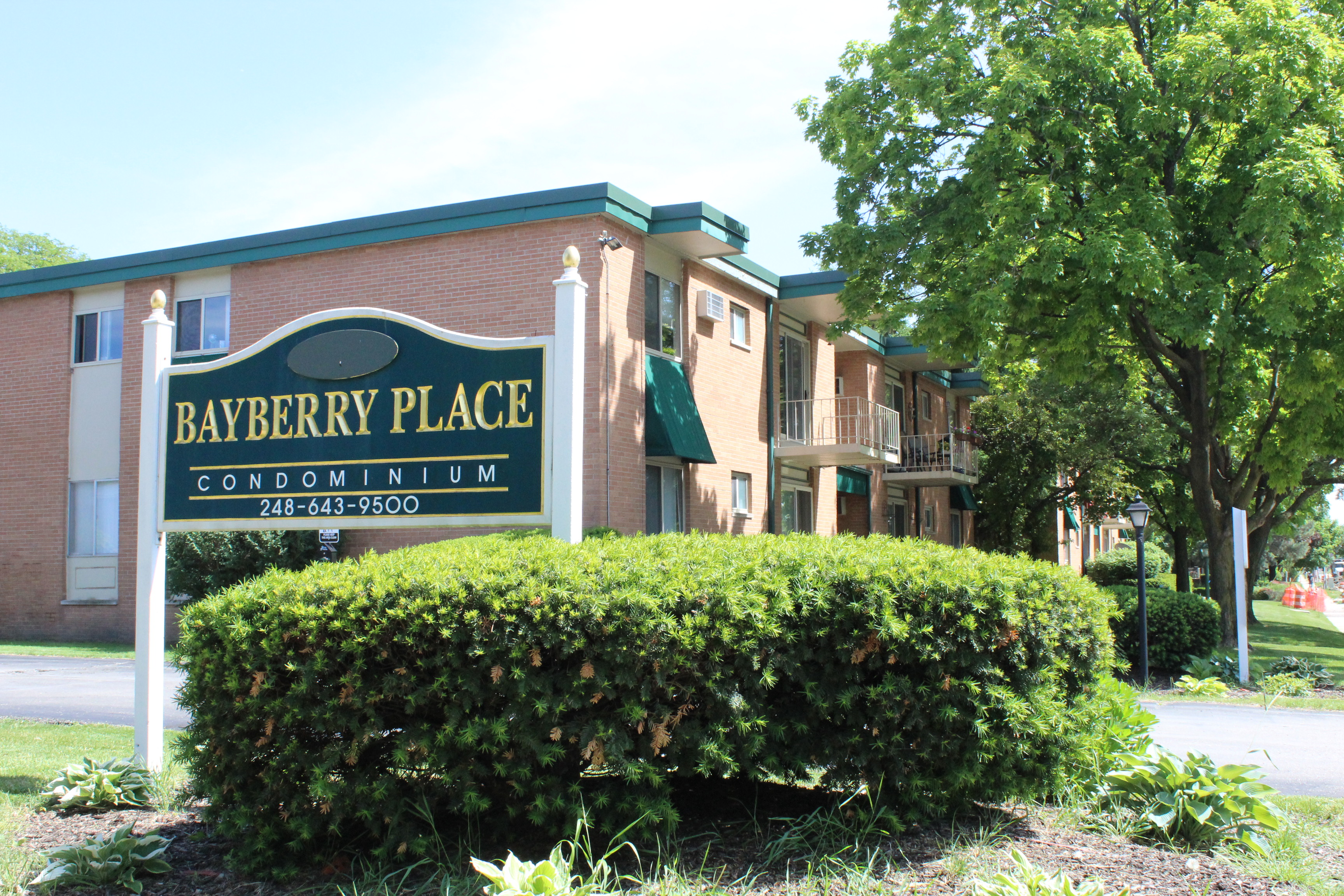 Bayberry Place Apartments Troy Mi